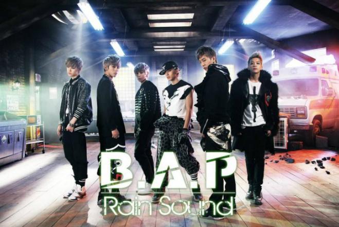 B.A.P - Rain Sound - Клипы -